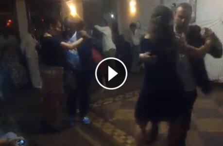 carioca gafieira party