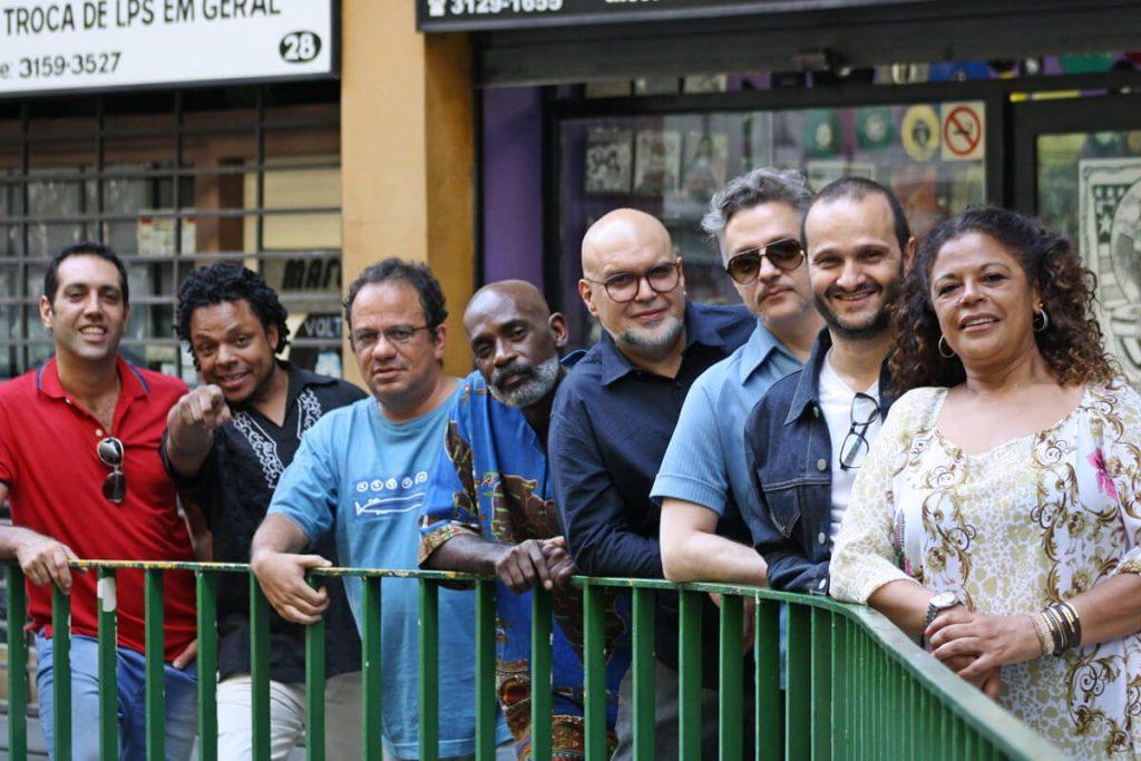 Clube de Balanço. Photo by Kika Silva.