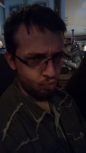 The French pout, a.k.a. faire la moue, as demonstrated by Dimitri Maynard.