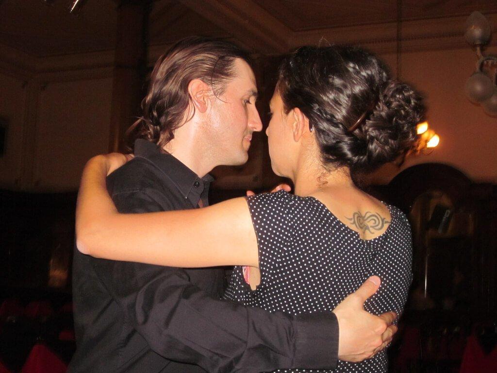romantican ples
